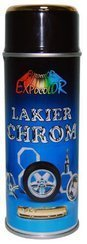 FARBA SUPER CHROM METALIK ZŁOTY SPRAY 400ml EC