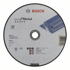 TARCZA TNĄCA BEST FOR METAL DO METALU BOSCH D230