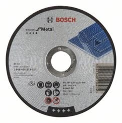 TARCZA TNĄCA EXPERT FOR METAL DO METALU BOSCH D125