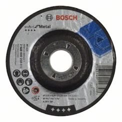 BOSCH TARCZA 115x6 EXPERT FOR METAL DO SZLIFOWANIA METALU