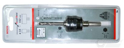 ADAPTER POWER CHANGE DO PIŁ OTWORNIC 14-152 BOSCH